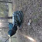 My hammock and dog tent by Medicpathetic in Hammocks