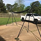 COVID-19 Hammock Tripod Build by abear in Homemade gear