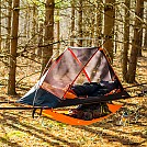 Aerial A1 Hammock Tent by Solo Hiker in Hammocks