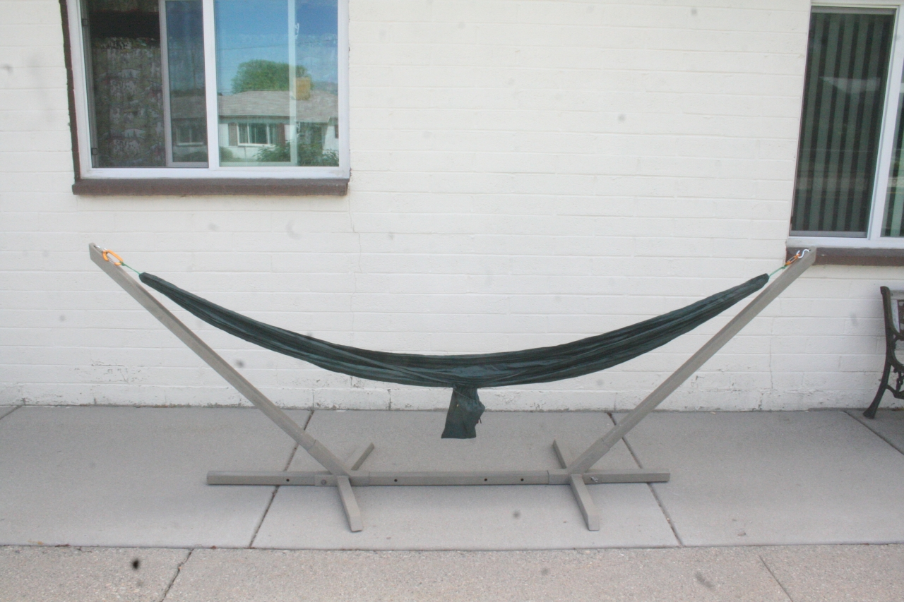 Hammock stand: DIY or buy? - Page 2