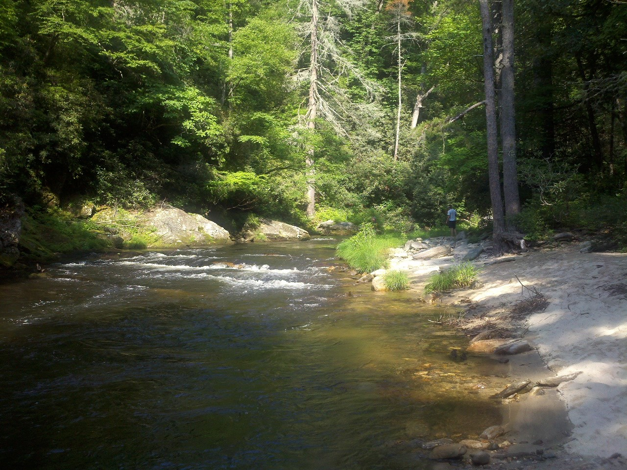 Chattooga River Campout