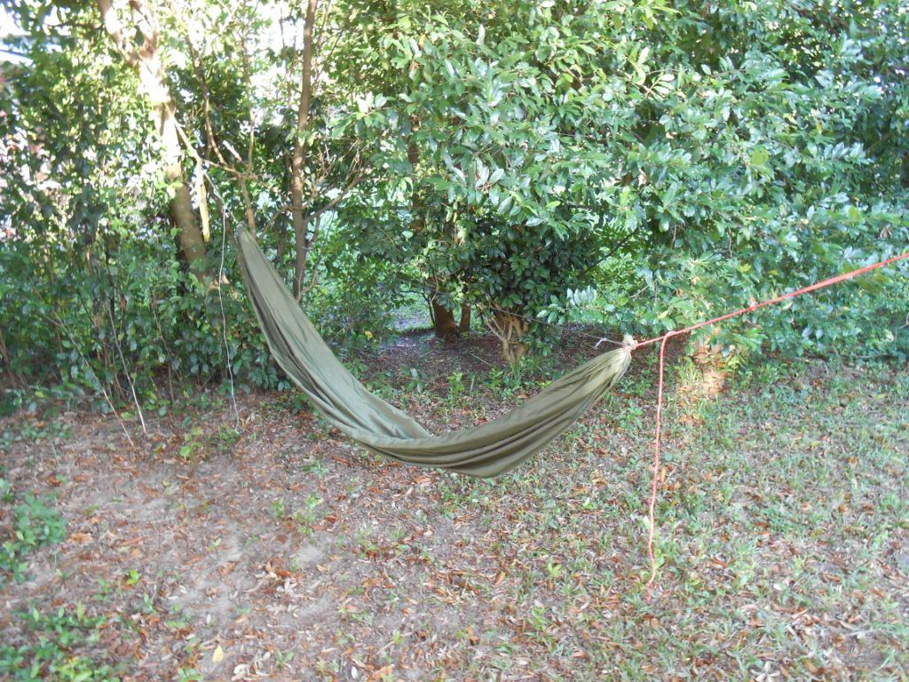 New Traveler Hammock
