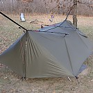 AMOK W. WARBONNET GT TARP HIKING POLE MOD by kghiker in Tarps