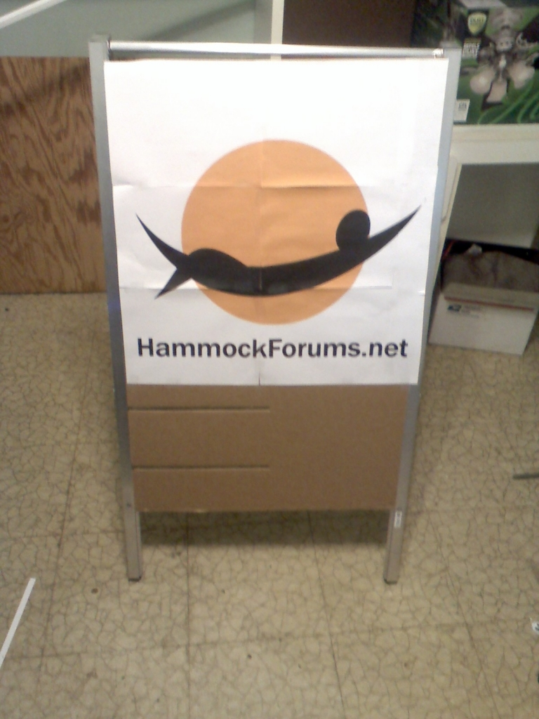 Hammockforums Sign