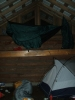 Loft Hanging by Sasquatch in Hammocks