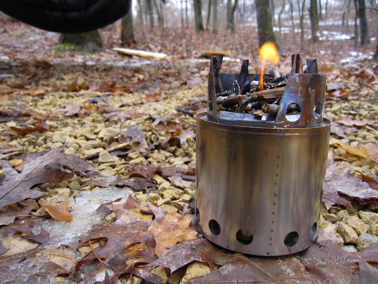 Bushbuddy Wood Stove
