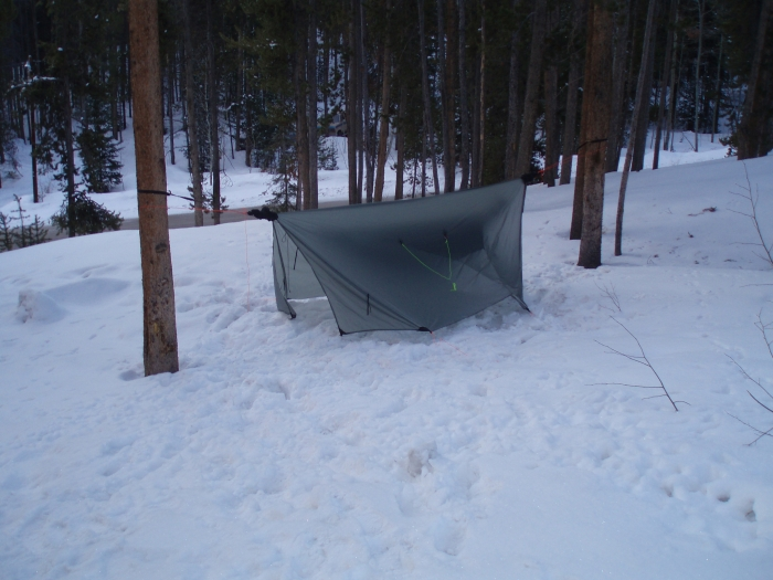 Winter Park, Co Hammocking