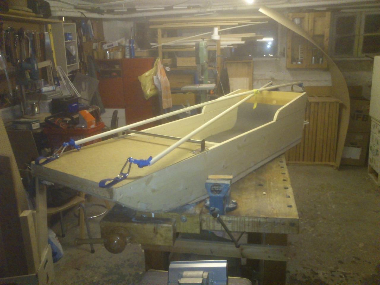 Diy Ski Pulk
