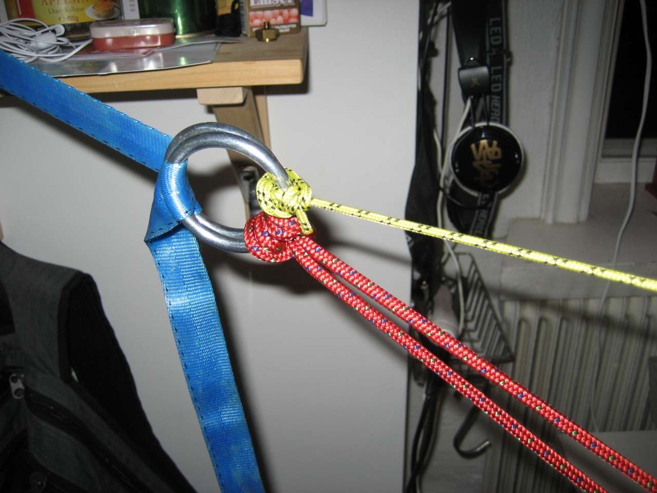 Modification On Dd Hammock