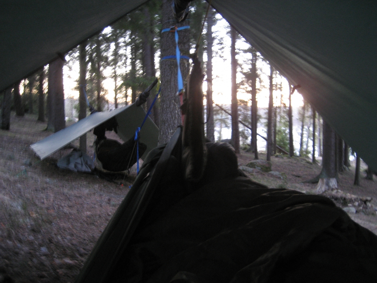 Early Spring Overnighter