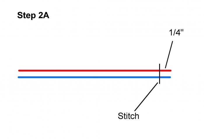 Hammock Quilt / Poncho Step2a