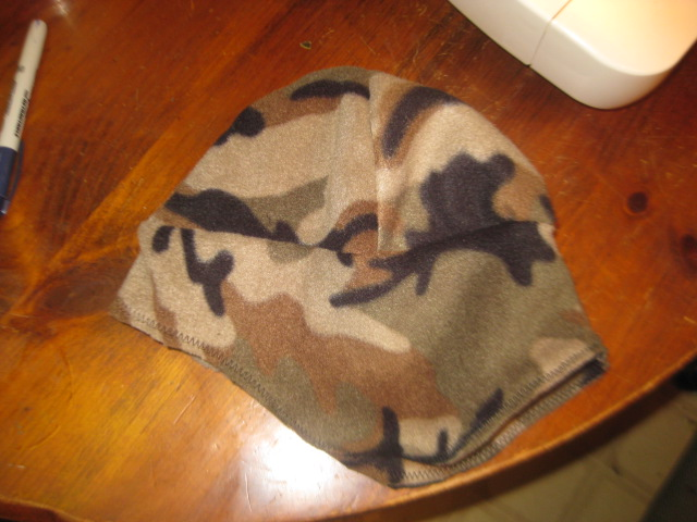Diy Fleece Hat