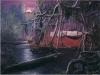 Shaman Pablo Amaringo by Aramis in Hammock Landscapes