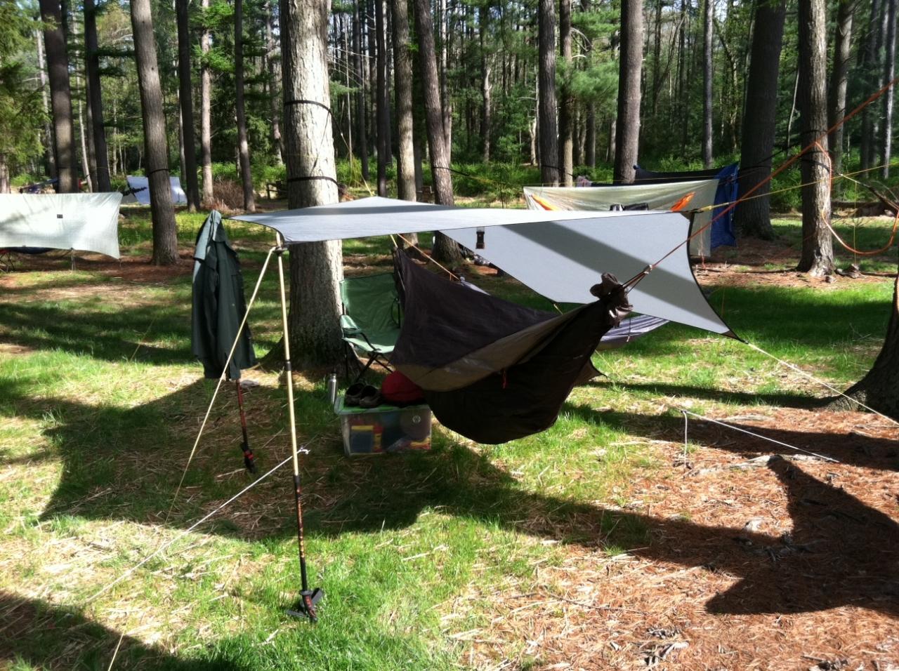 My Spring 2011 Mahha Set Up