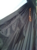 Switchback Light Hiker storage bag and loop at head end of hammock by blackswift in Hammocks