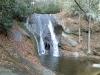 Widow Creek Trail Falls. Stone Mtn., Nc by Hiknhanger in Hammock Landscapes