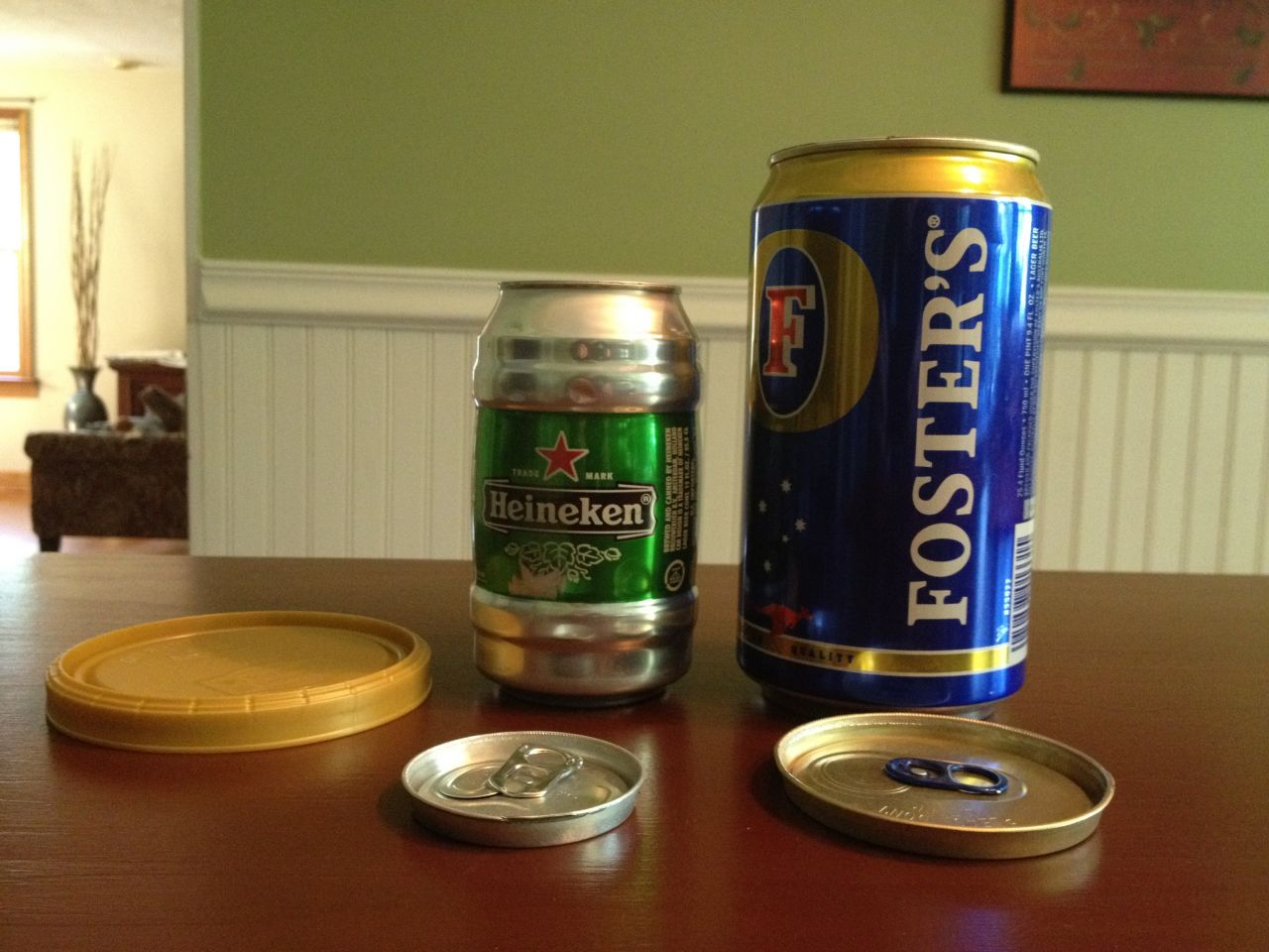 Fosters And Heini